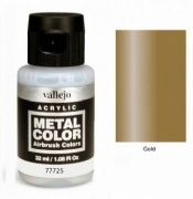 Metal Color - Gold 32ml<br> VAL77725